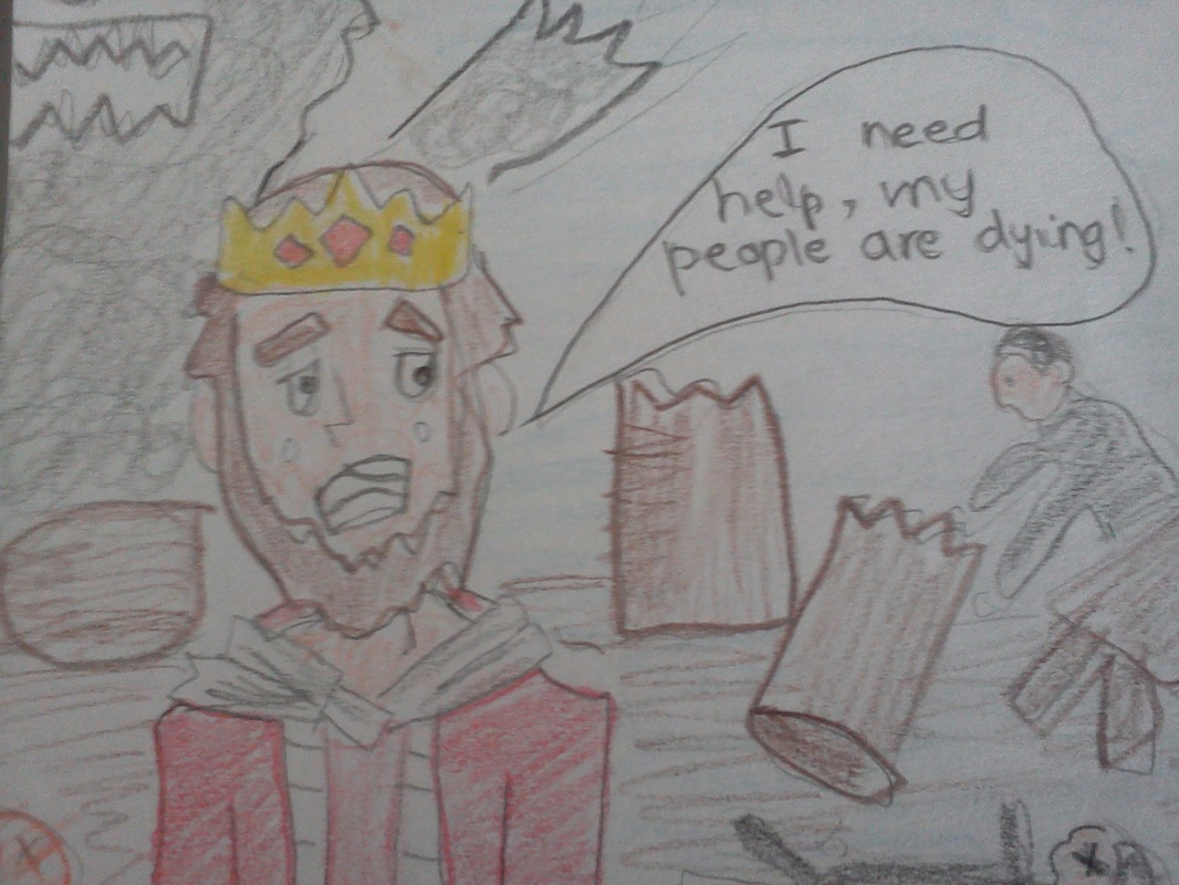 beowulf comic strip